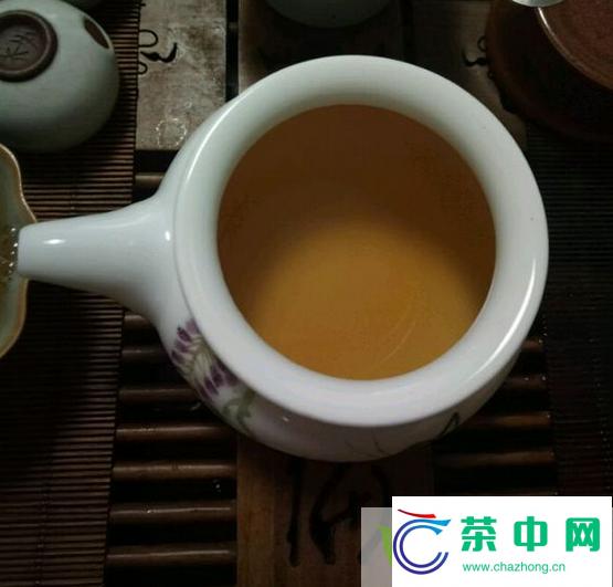 【图阅】2010年大益瑞虎呈祥开汤品鉴
