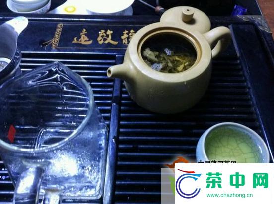 【图阅】2015年润元昌班章典藏开汤