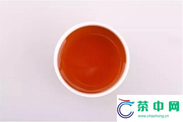 中茶经典回归,熟茶宝石红的诞生