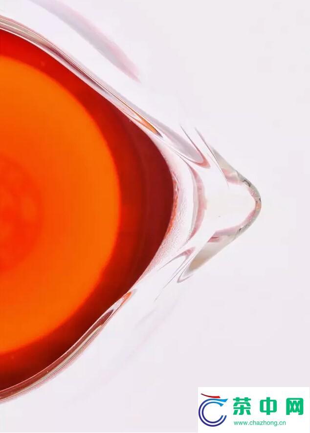 中茶经典回归,那一抹宝石红