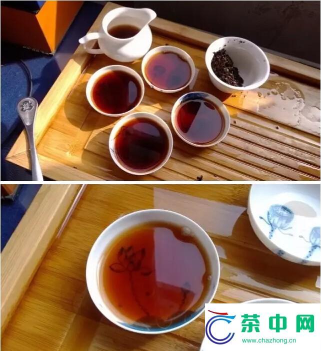 大益红韵圆茶——香气纯正,口感细腻