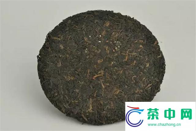 彩农茶2015年福饼开汤