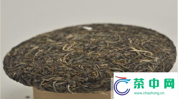 彩农茶2016春章朗千年布朗古寨圆茶开汤