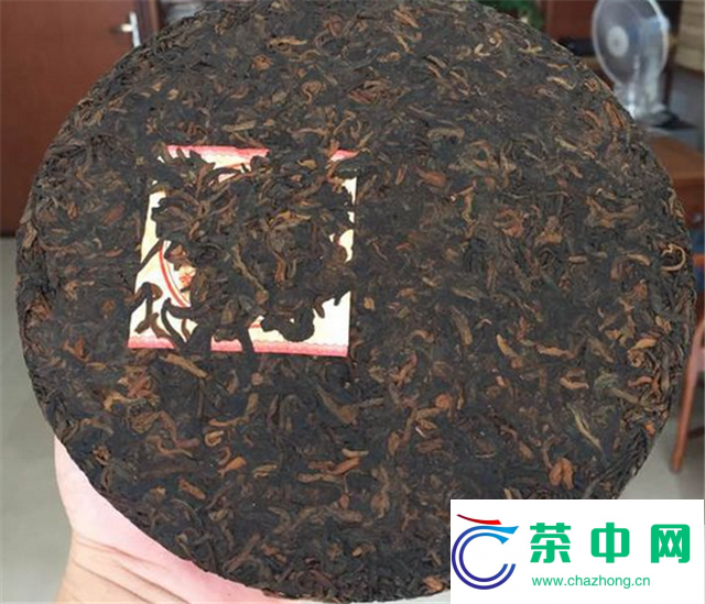 2009年八角亭越陈越香熟茶开汤品鉴