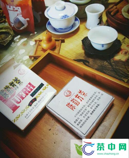 2013年下关陈韵方茶开汤品鉴