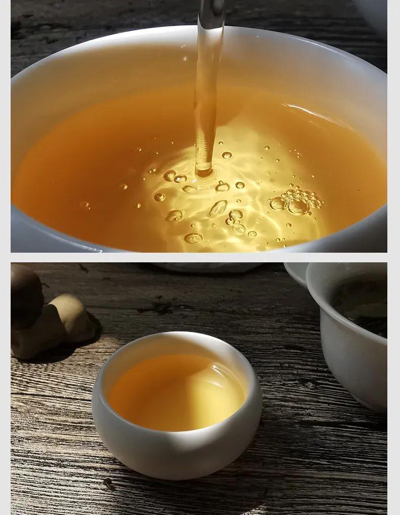 让人稀罕的那罕岩韵古树普洱茶