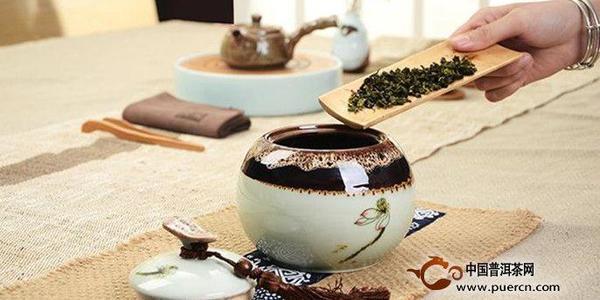 普陀山佛茶的保存方法
